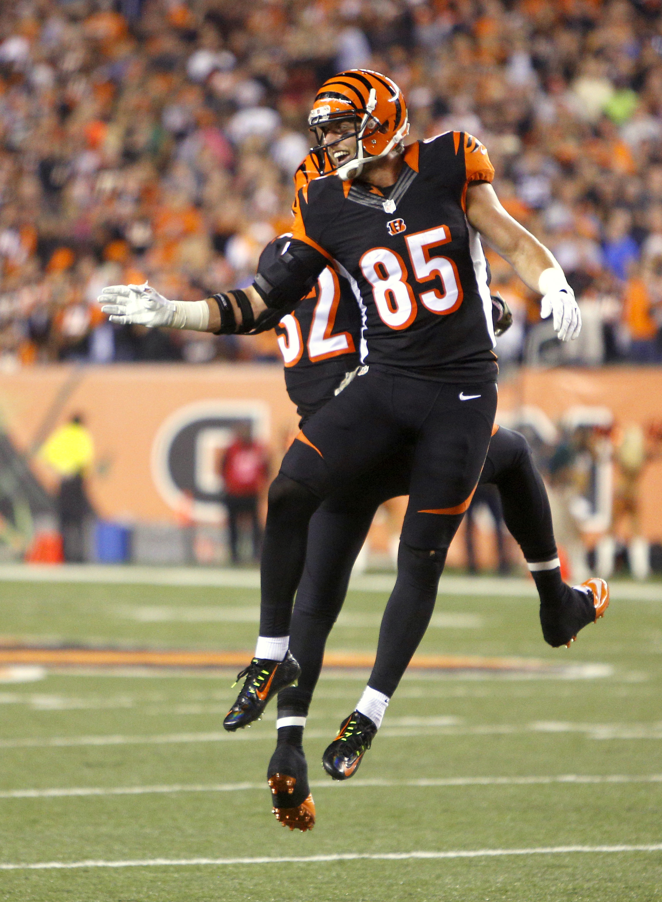 You should probably start Eifert on your fantasy team this week.