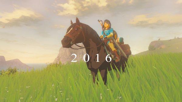 Zelda Wii U is still coming in 2016, has amiibo functionality