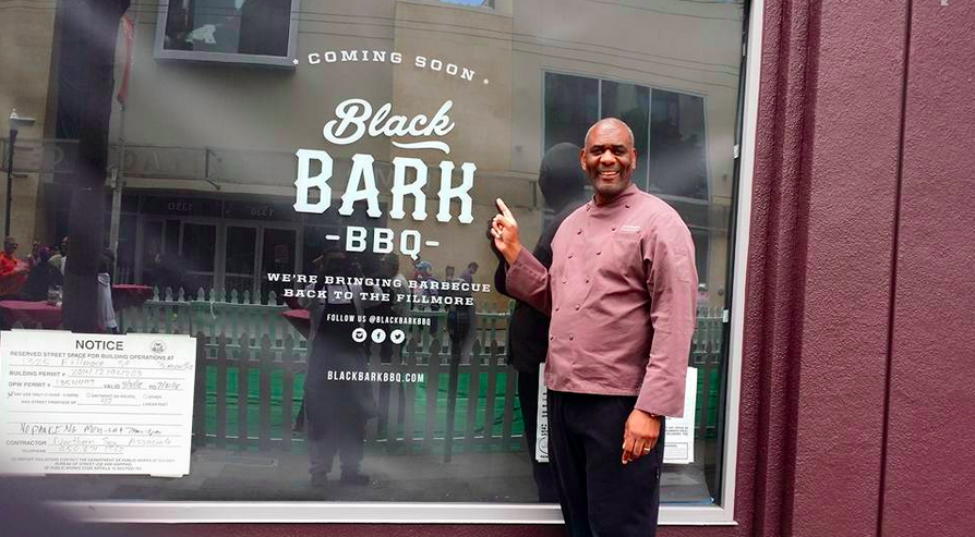 Black Bark BBQ's Smokers Are Heating Up for Early December Opening