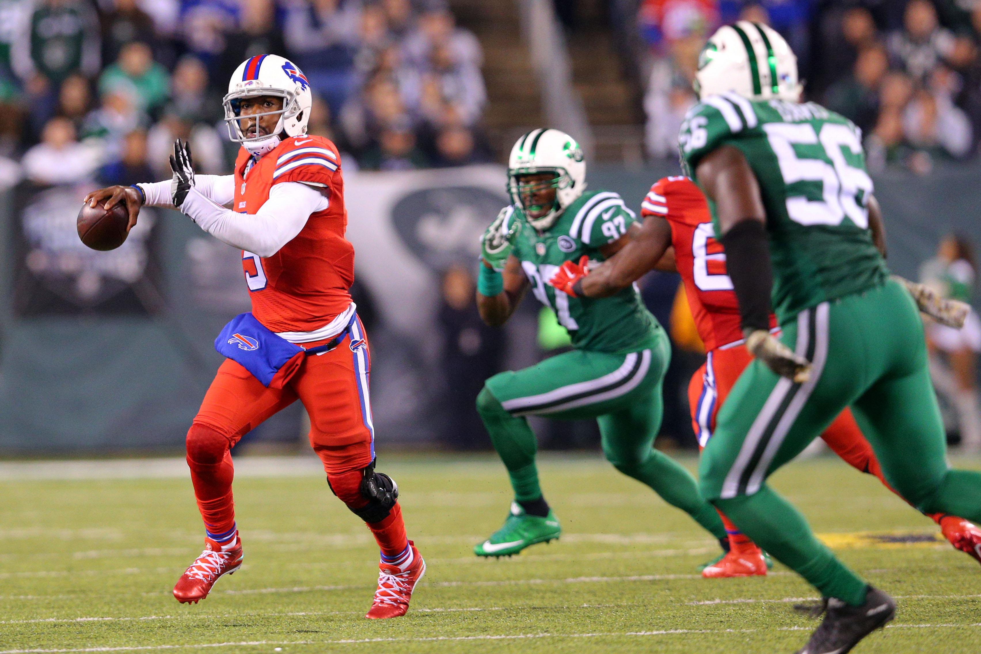 Bills vs. Jets 2015 final score: Buffalo holds on for 22-17 victory