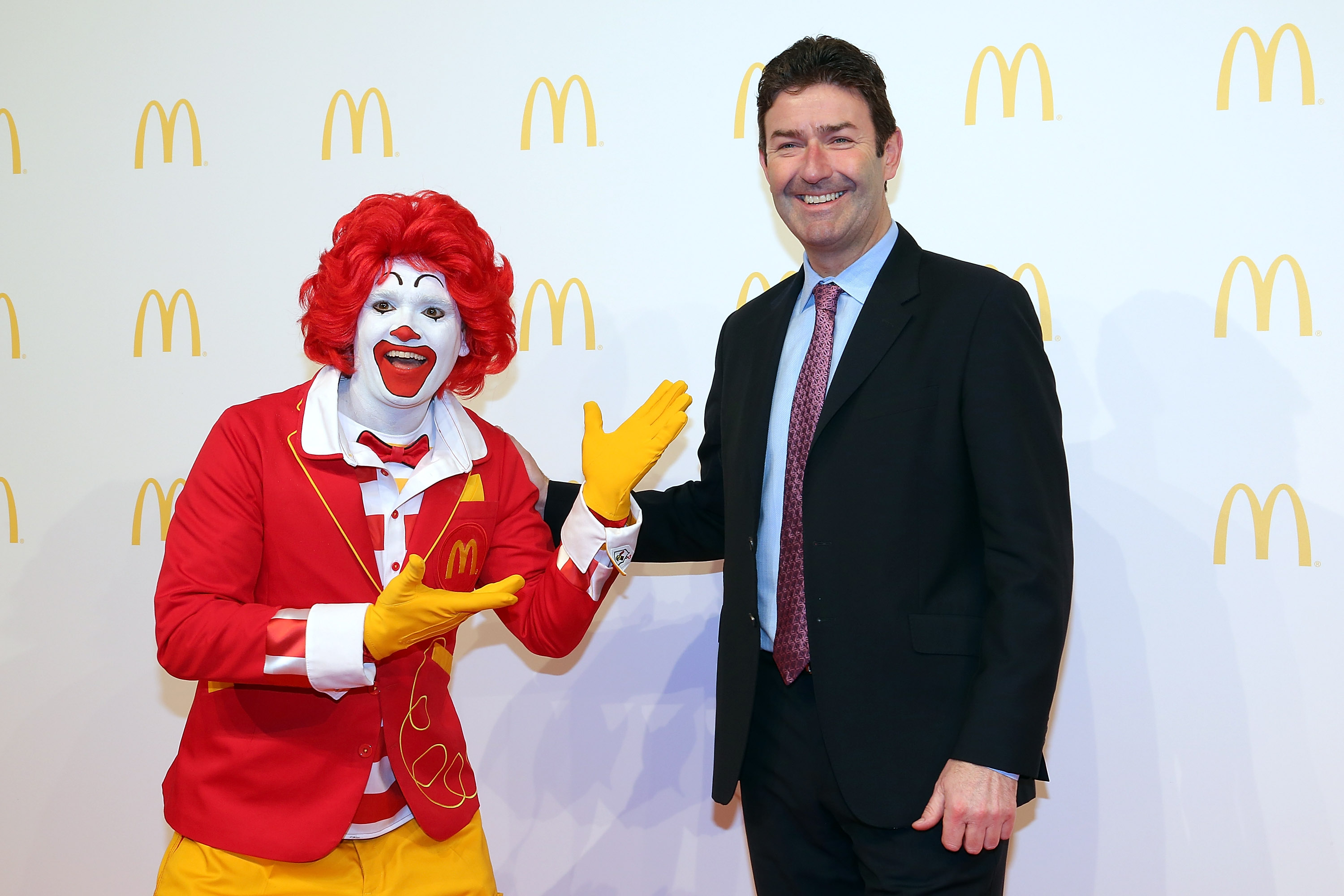 McDonald's CEO Sticks to His Guns: 'Franchisees Set Their Own Pay Scales'