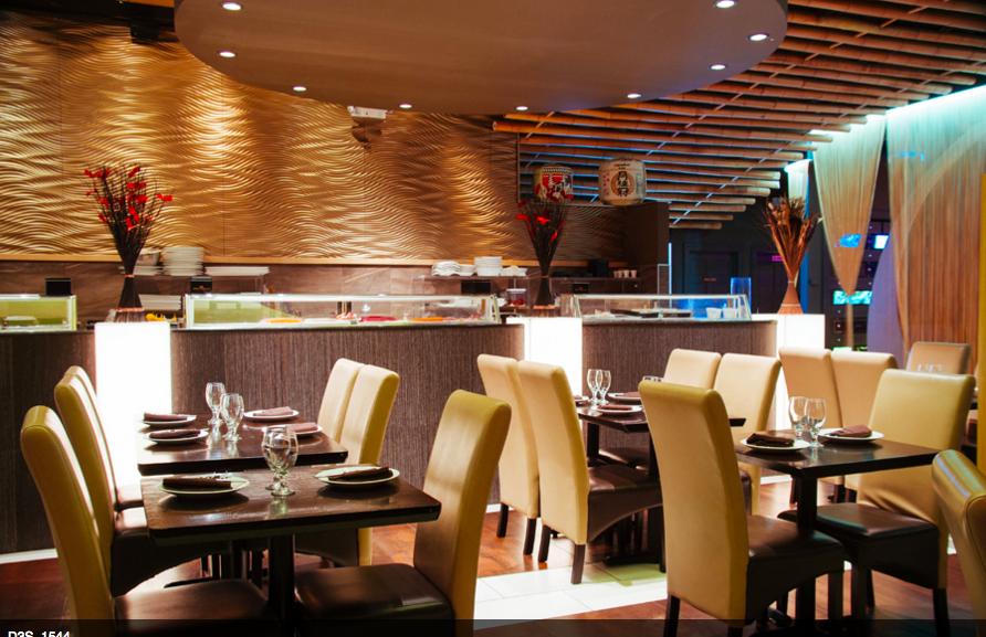 [Takayama Sushi Lounge]