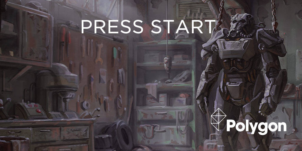 Press Start with Fallout 4, Mario Maker and women in gaming