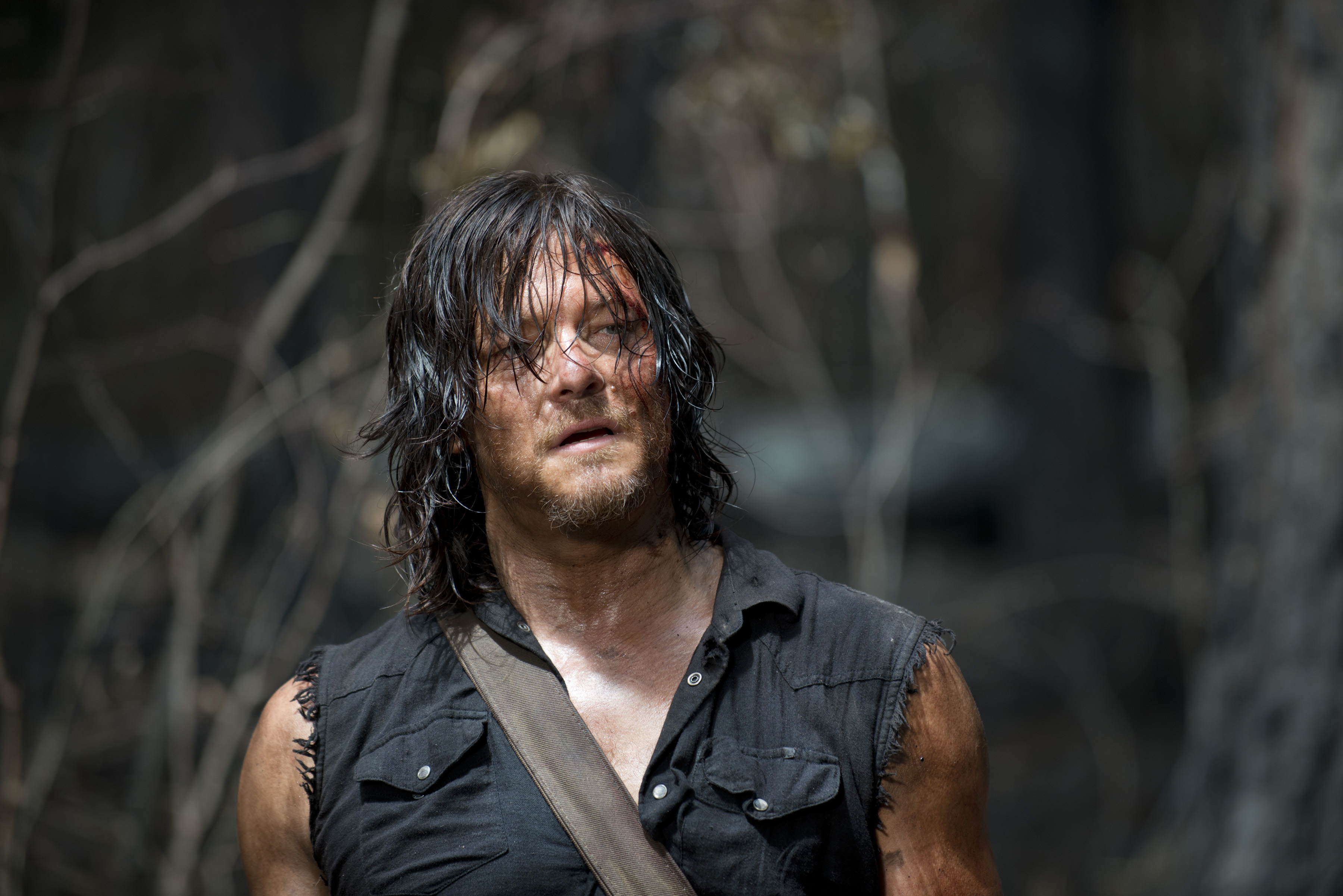 Everybody loves Daryl's fashion sense and grooming.
