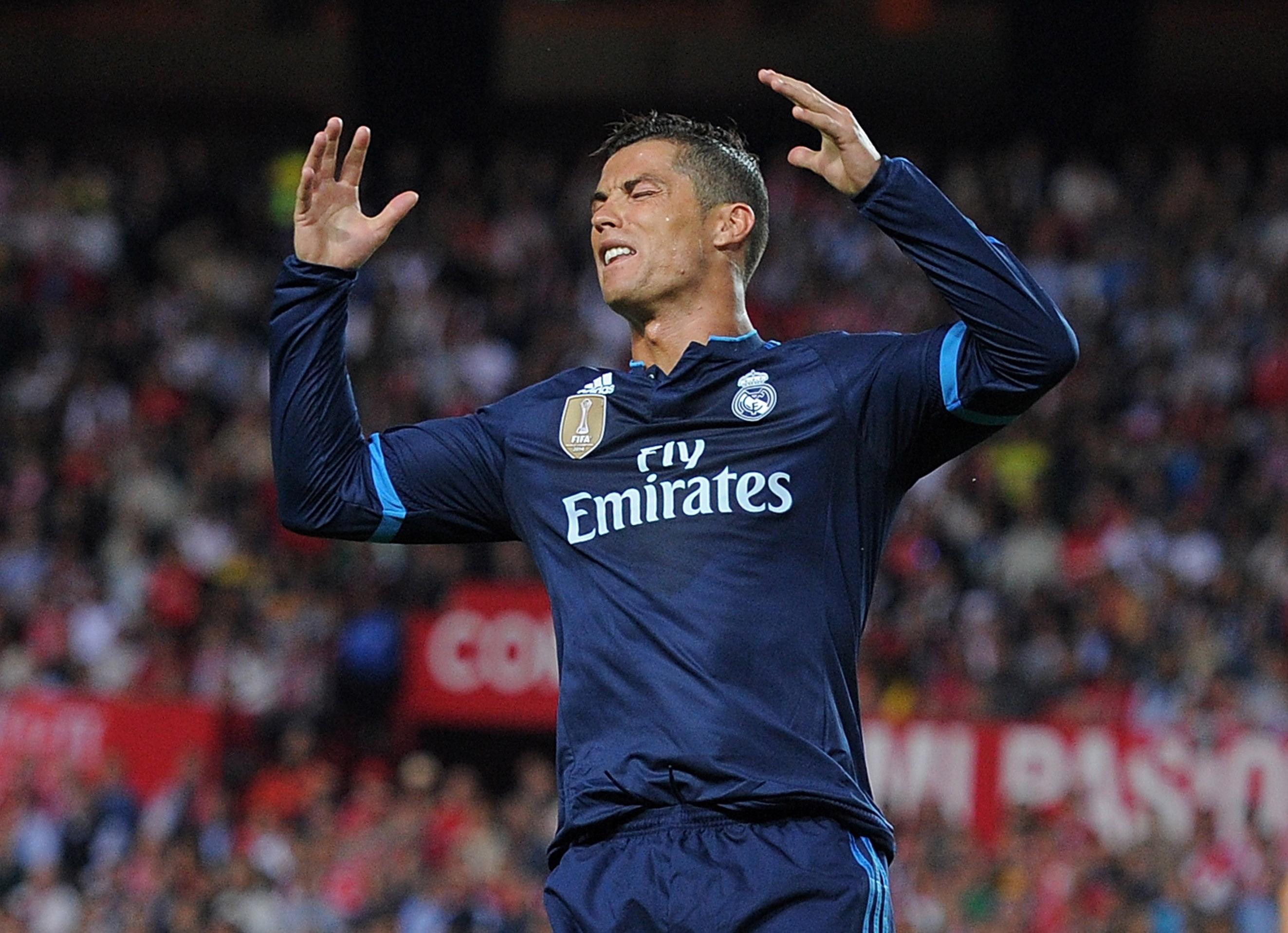 Cristiano Ronaldo's Rafa row could set up Manchester United return