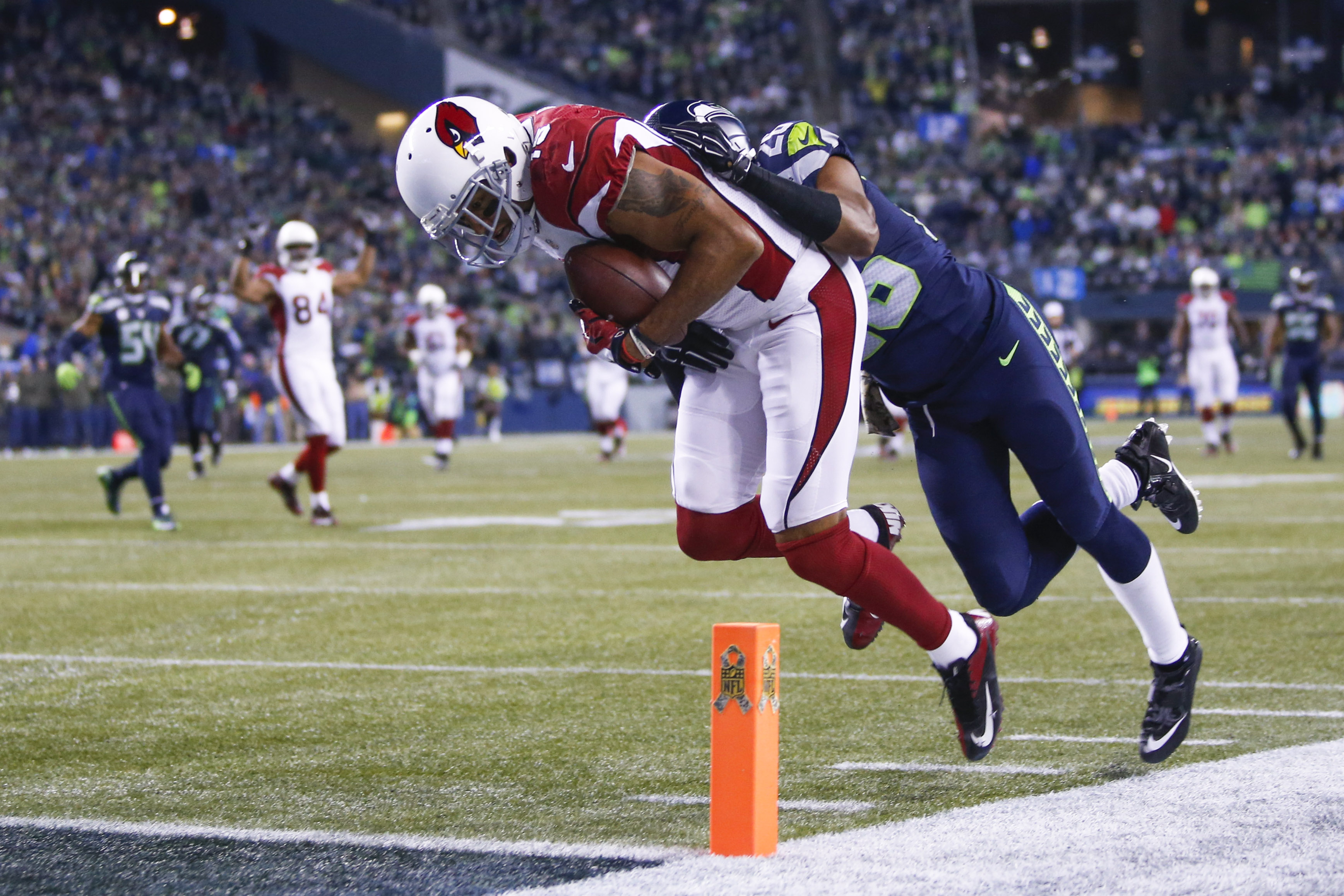 Michael Floyd is 'day-to-day' per report, fantasy status unclear