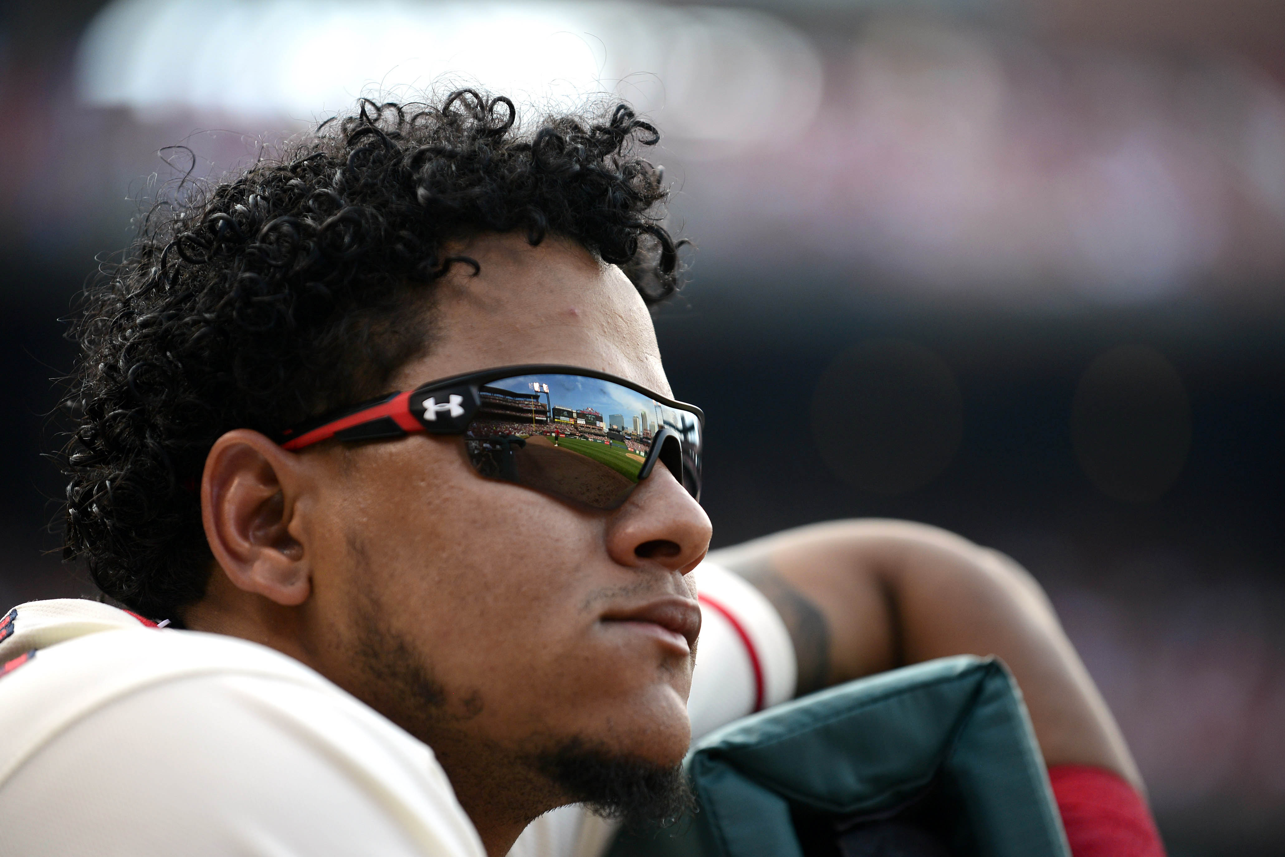carlos is not a candidate for this vote, but he still wins at being cool
