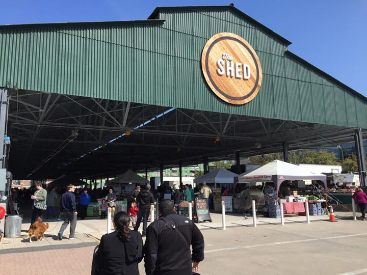 Soon, the Dallas Farmers Market will be more than just The Shed.
