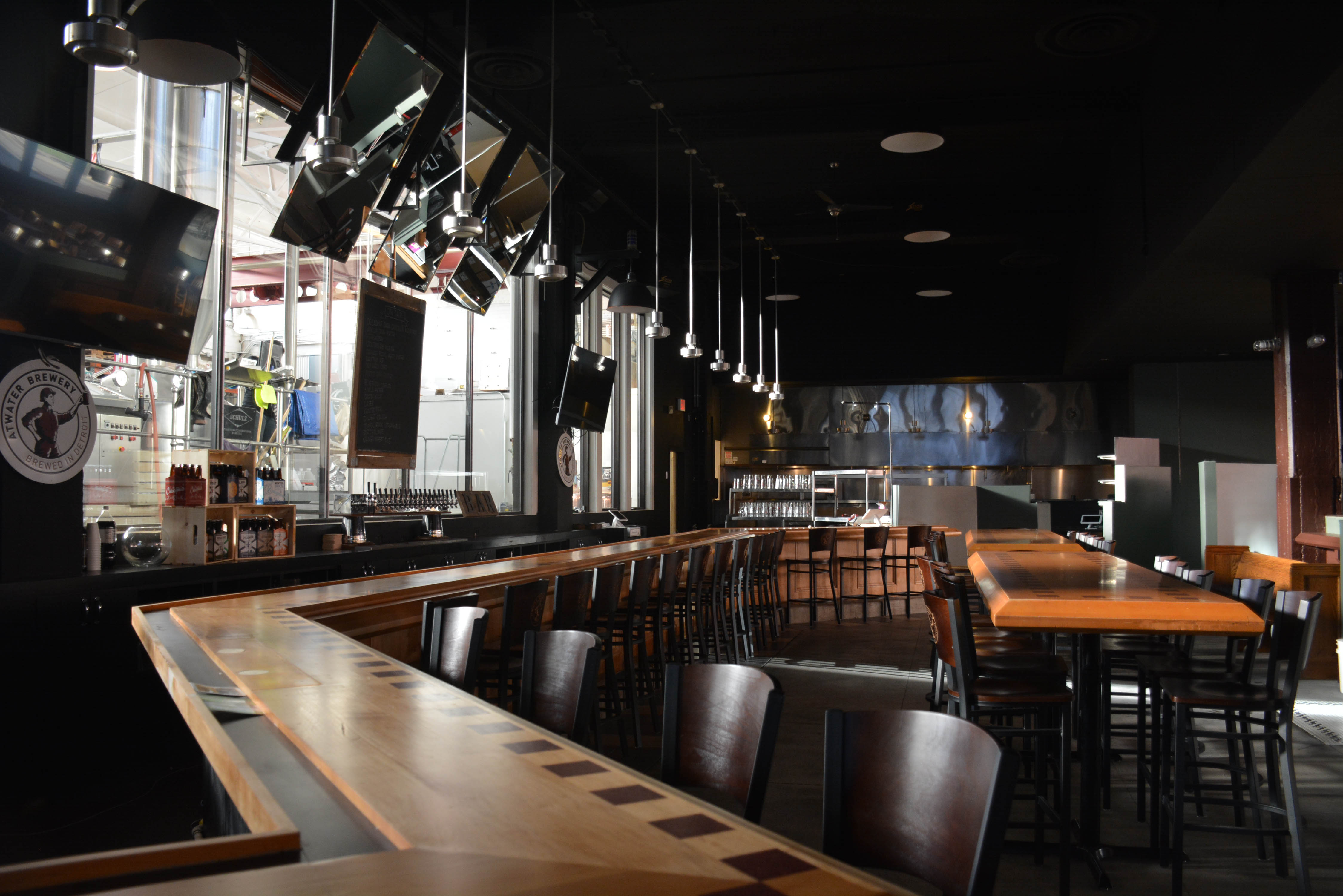 Atwater's new restaurant expansion is set to open in the former Tangerine space on Jos Campau.