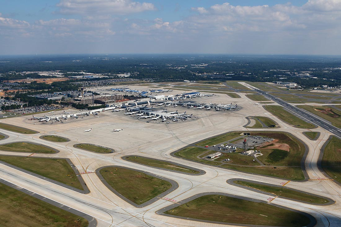 Where to Eat at Charlotte Douglas International Airport (CLT)