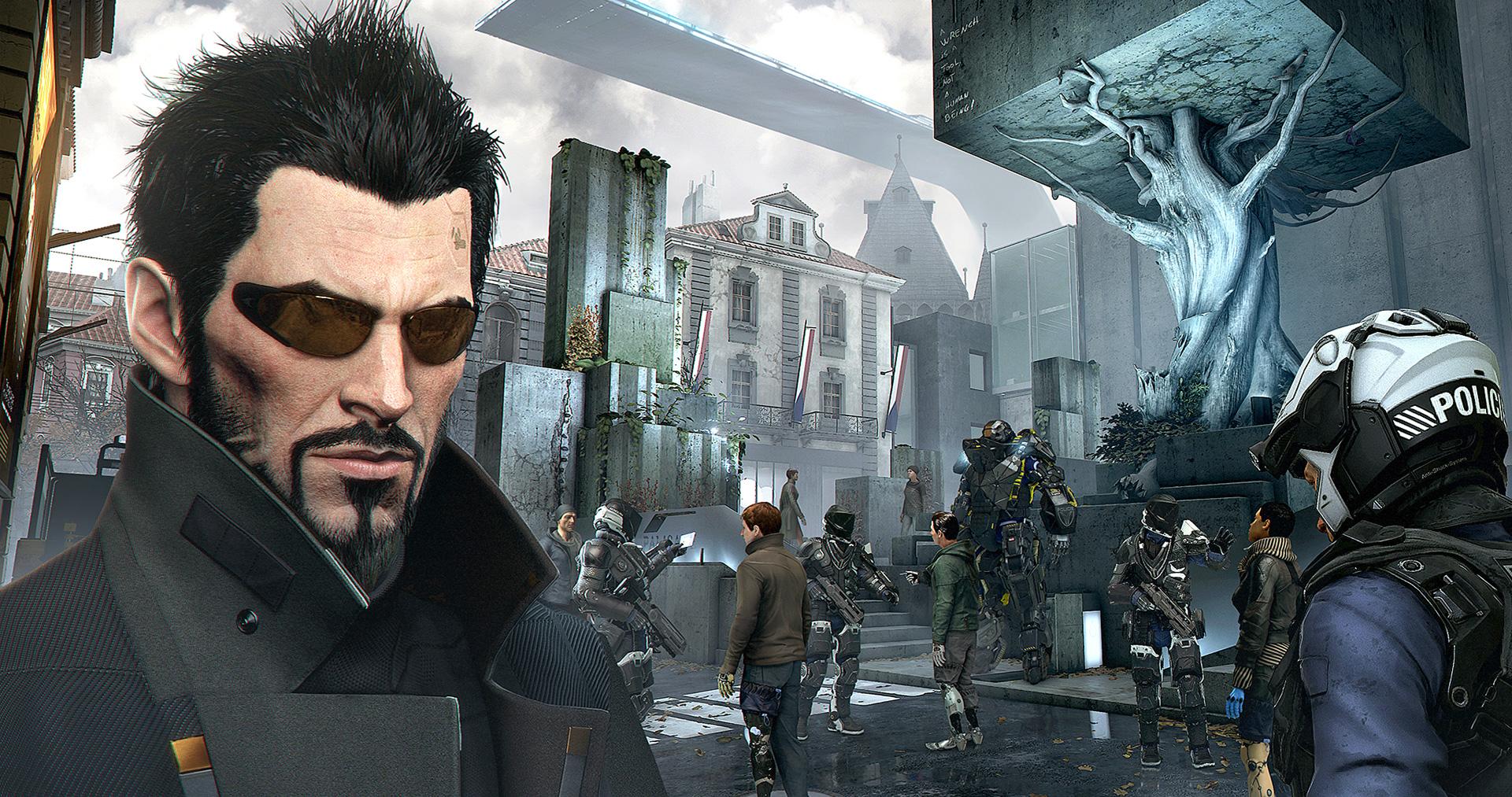 Deus Ex: Mankind Divided delayed six months to August 2016