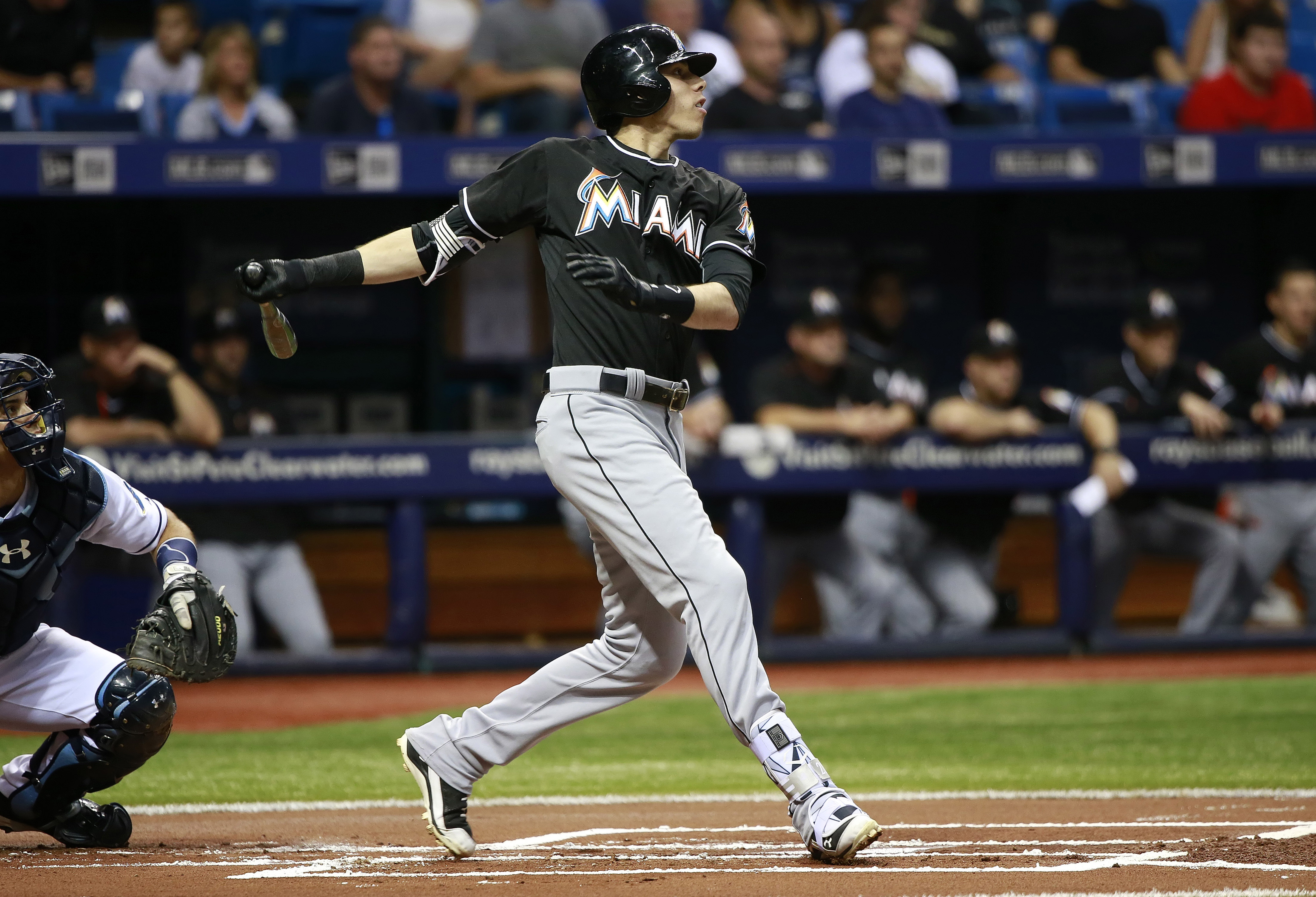 Christian Yelich was good in 2015, but can he be more than this?