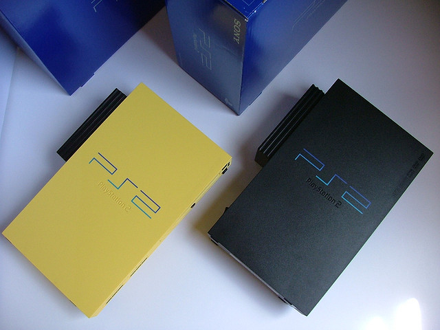 Sony is working to bring PS2 games to PS4