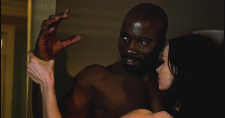 Jessica Jones has great sex