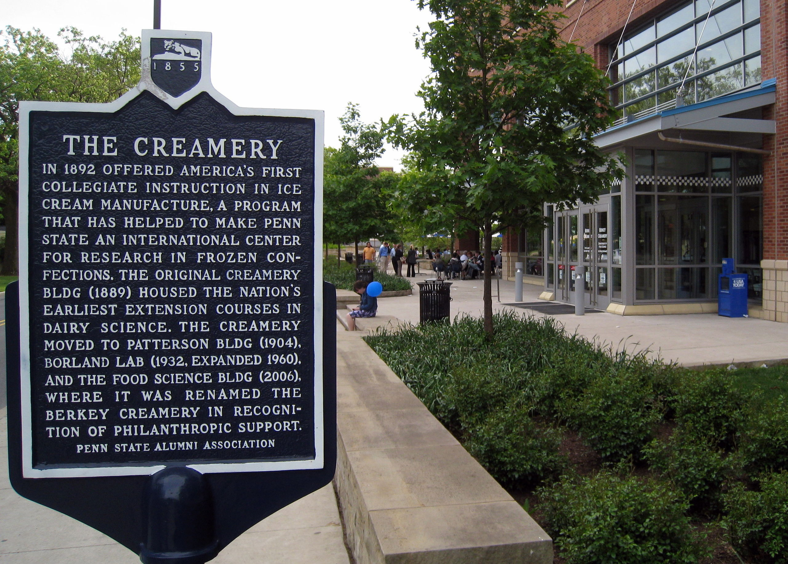 The Creamery at Penn State