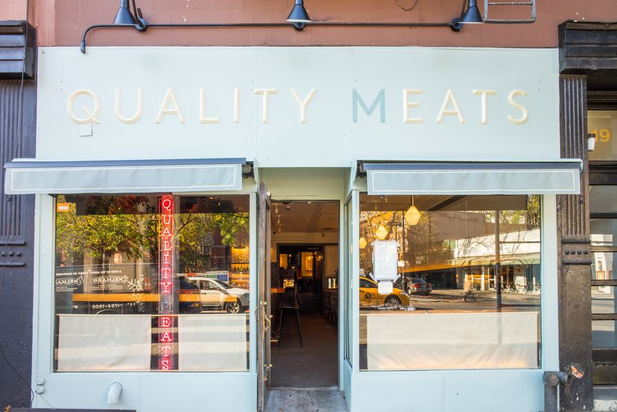 [Quality Meats]