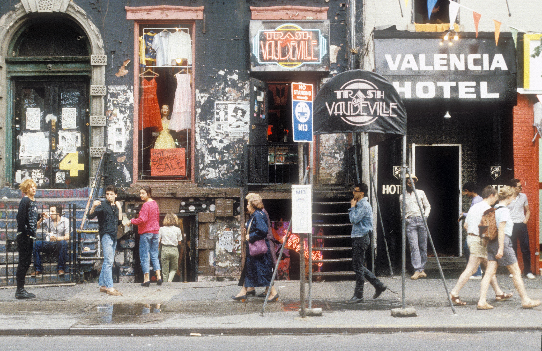 Trash & Vaudeville in 1981