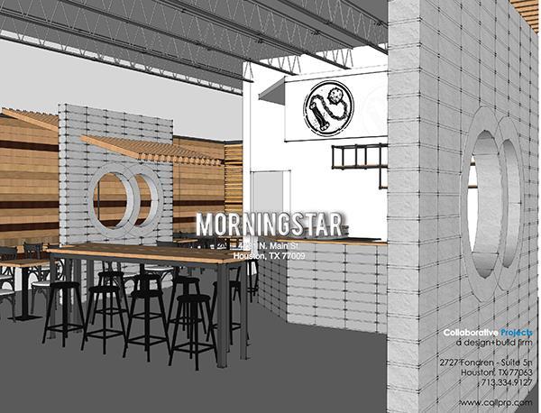 Morningstar Rendering