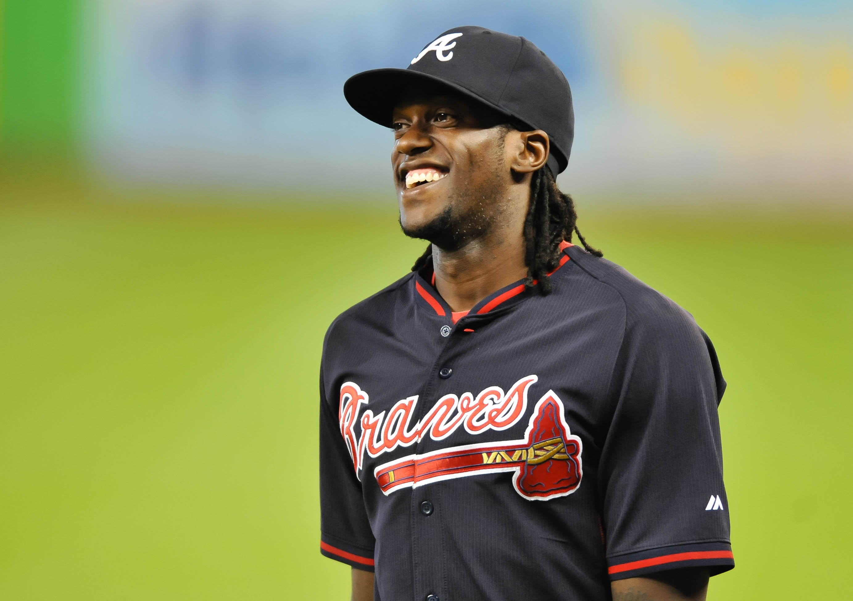 Tigers acquire Cameron Maybin from Braves in 3-player trade