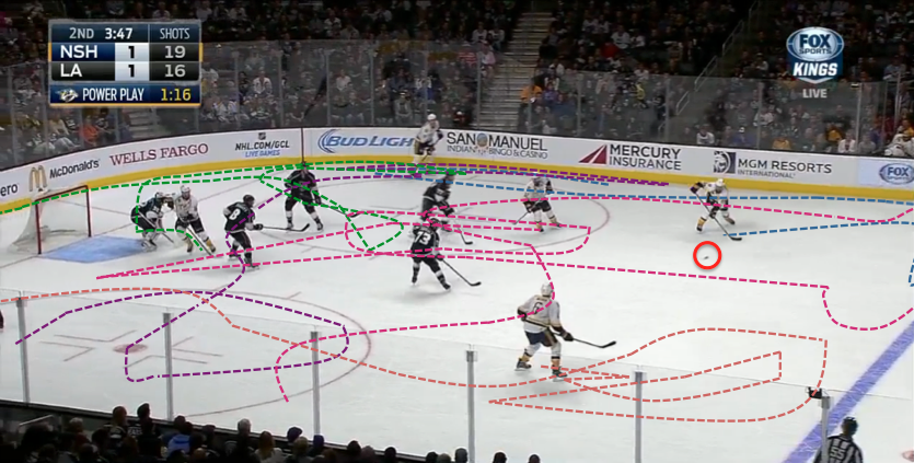 Busy power play is busy
