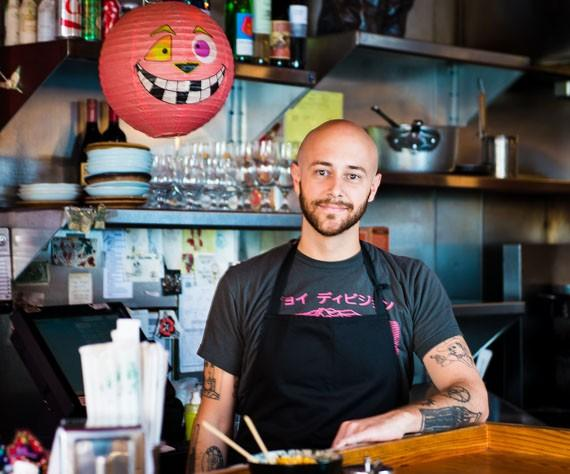 Chef Ian Boothman is IN at Cheu