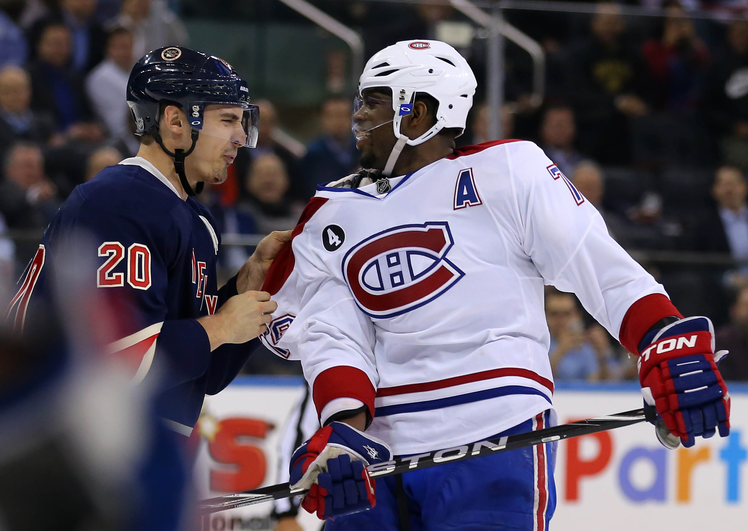 Preview the East s Elite Rangers vs Habs