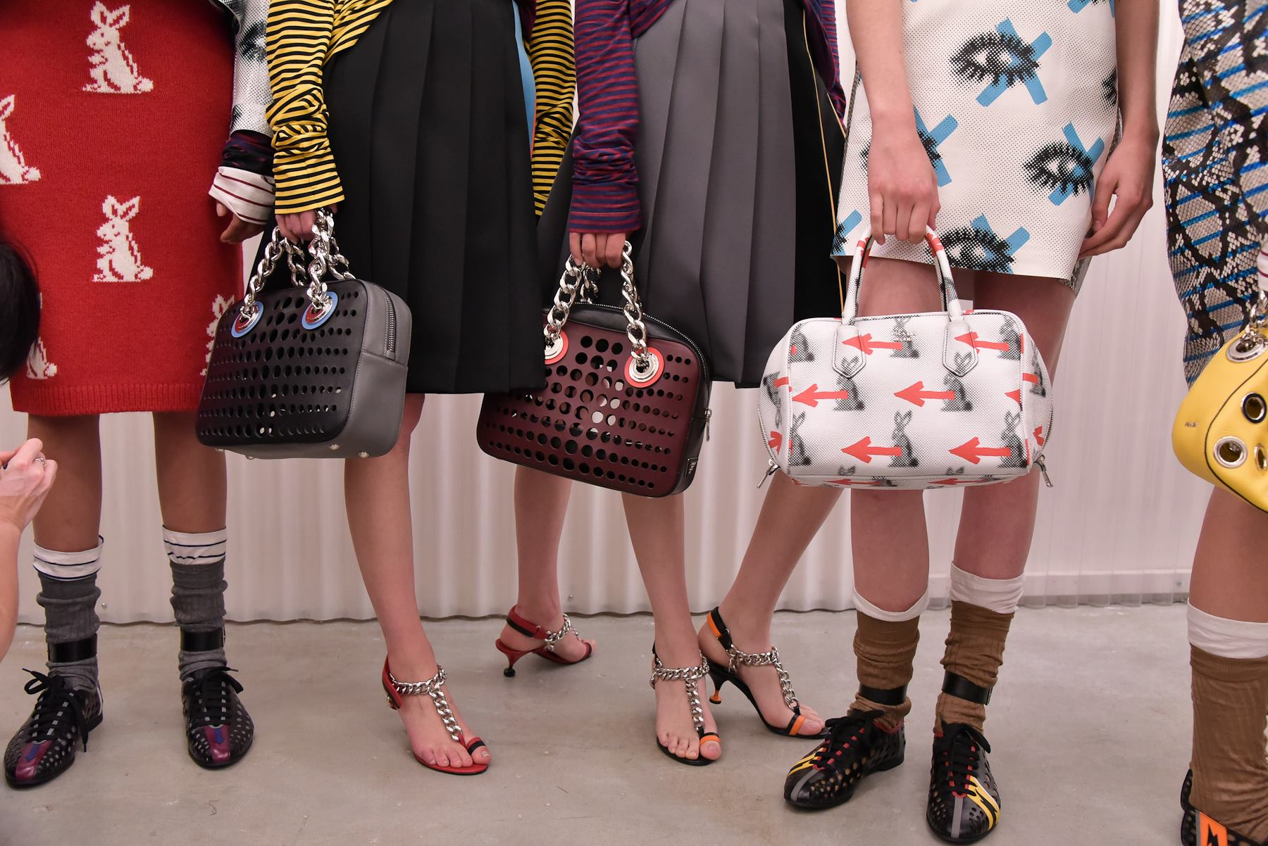 The Saks Fifth Avenue Pre-Sale Kicks Off With Discounted Bags