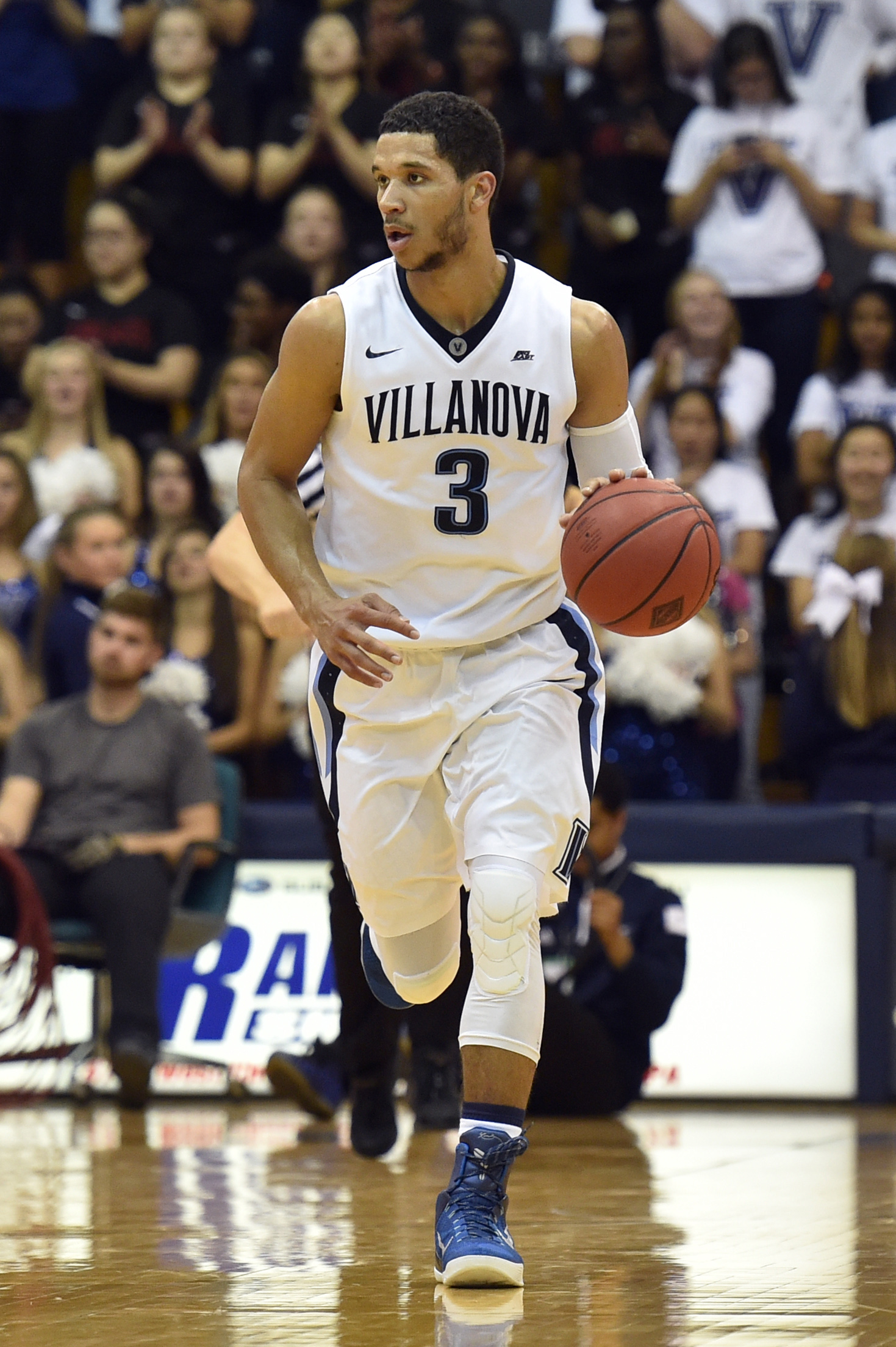 Hart has looked exceptional for Villanova so far this year.