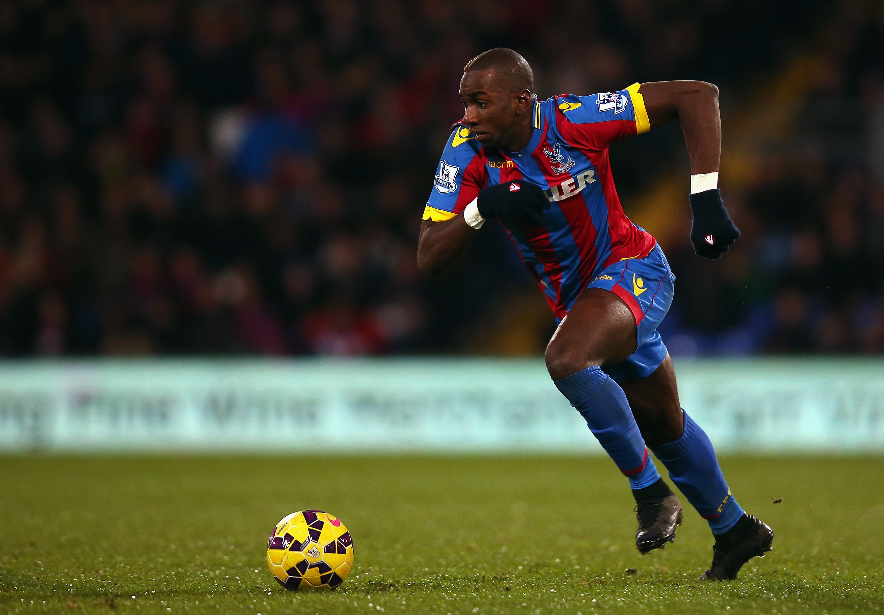 Bolasie had his best game of the season in the 5-1 win over Newcastle. Was he in your team?