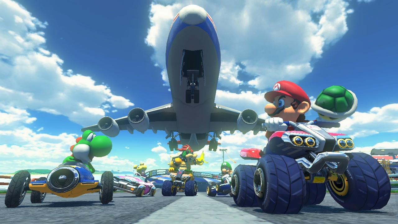 Mario Kart 8 meets esports in new Disney XD special