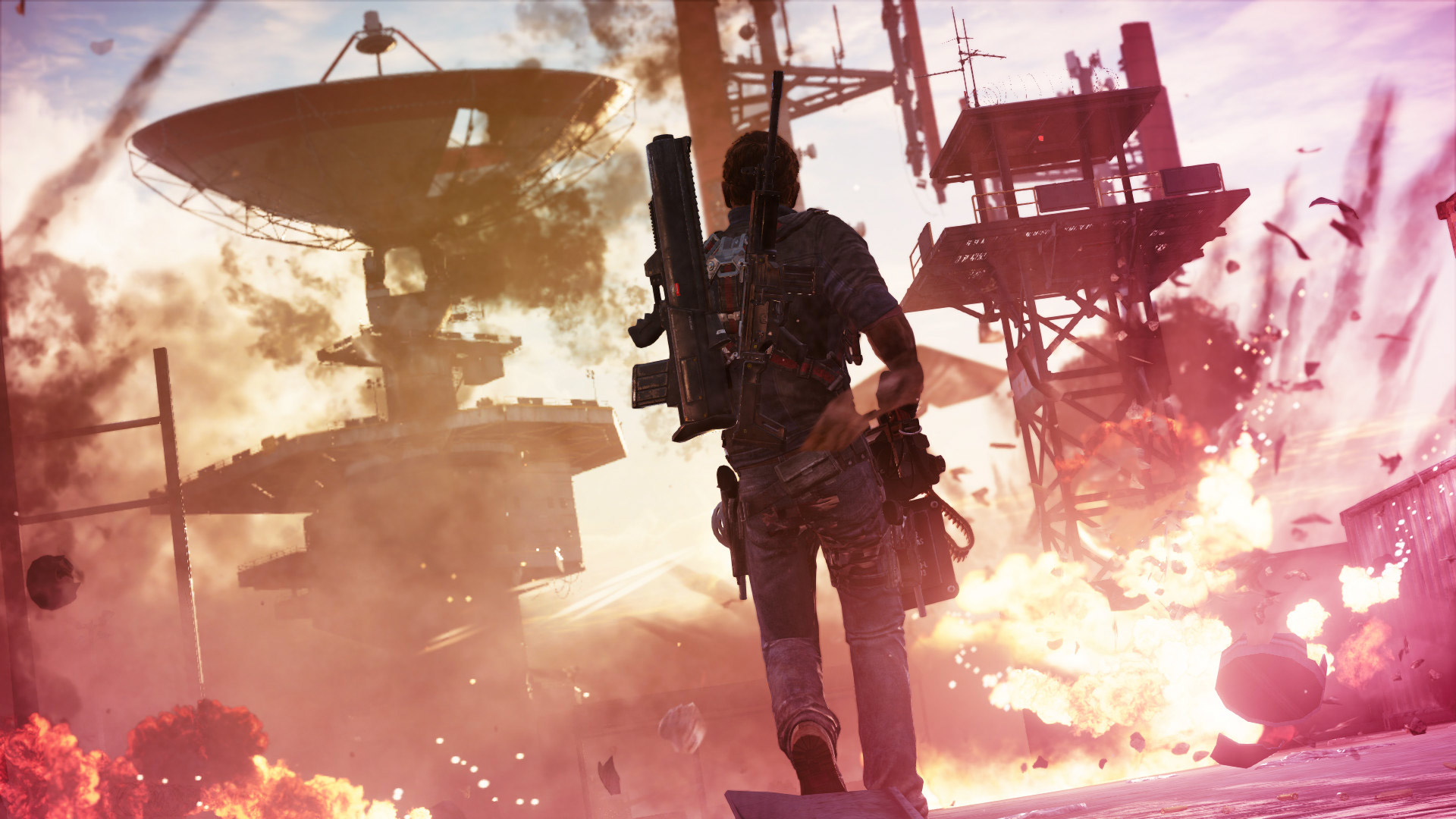 Just Cause 3 review | Polygon