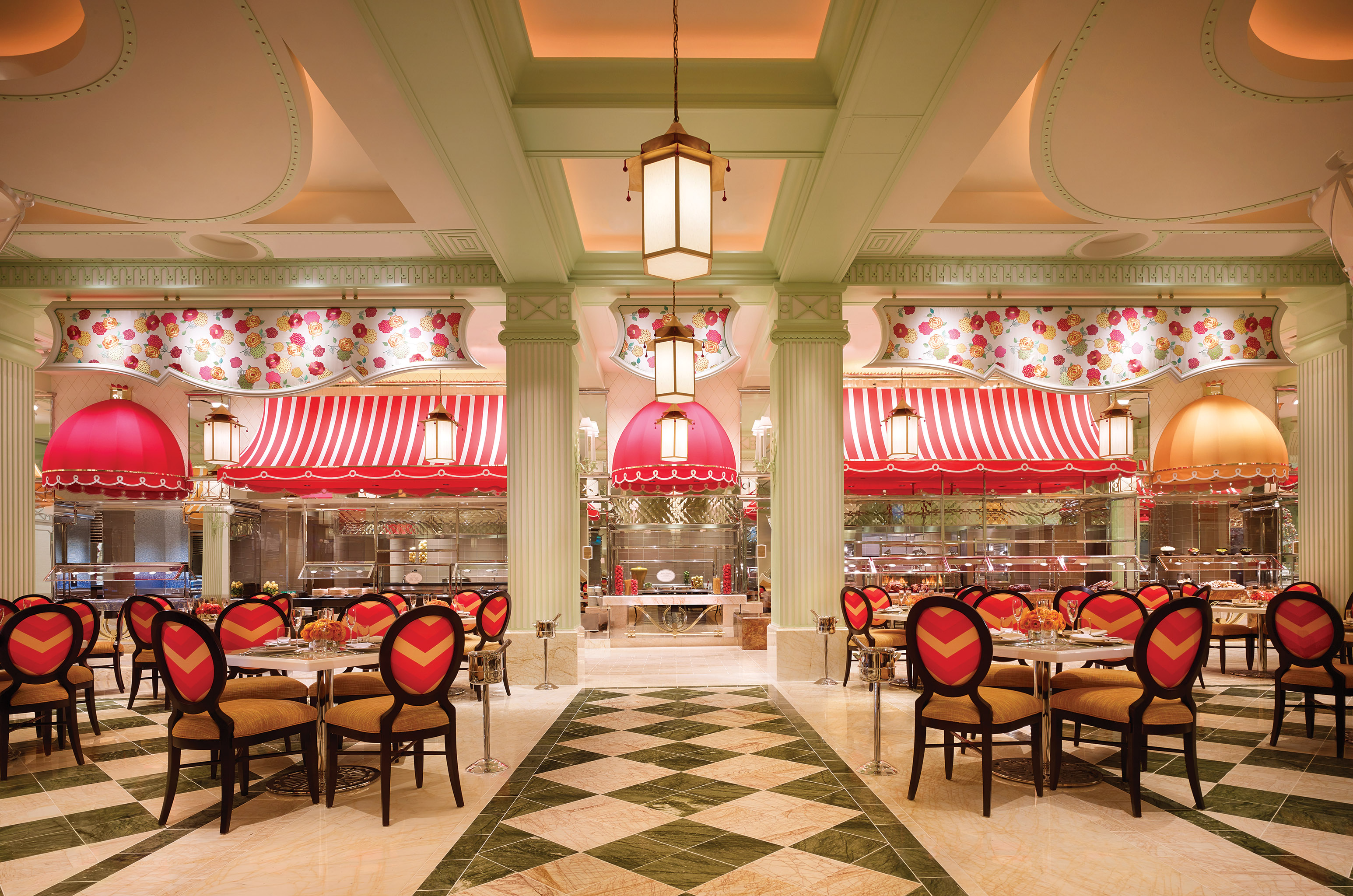 21 Things You Need To Know About The Renovated Buffet At Wynn