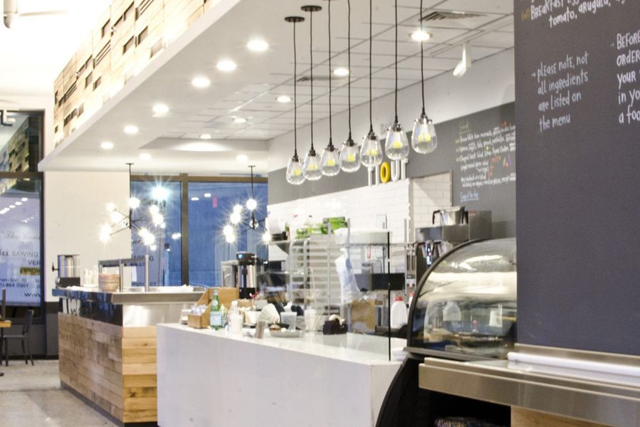 Flour Bakery + Cafe in Back Bay