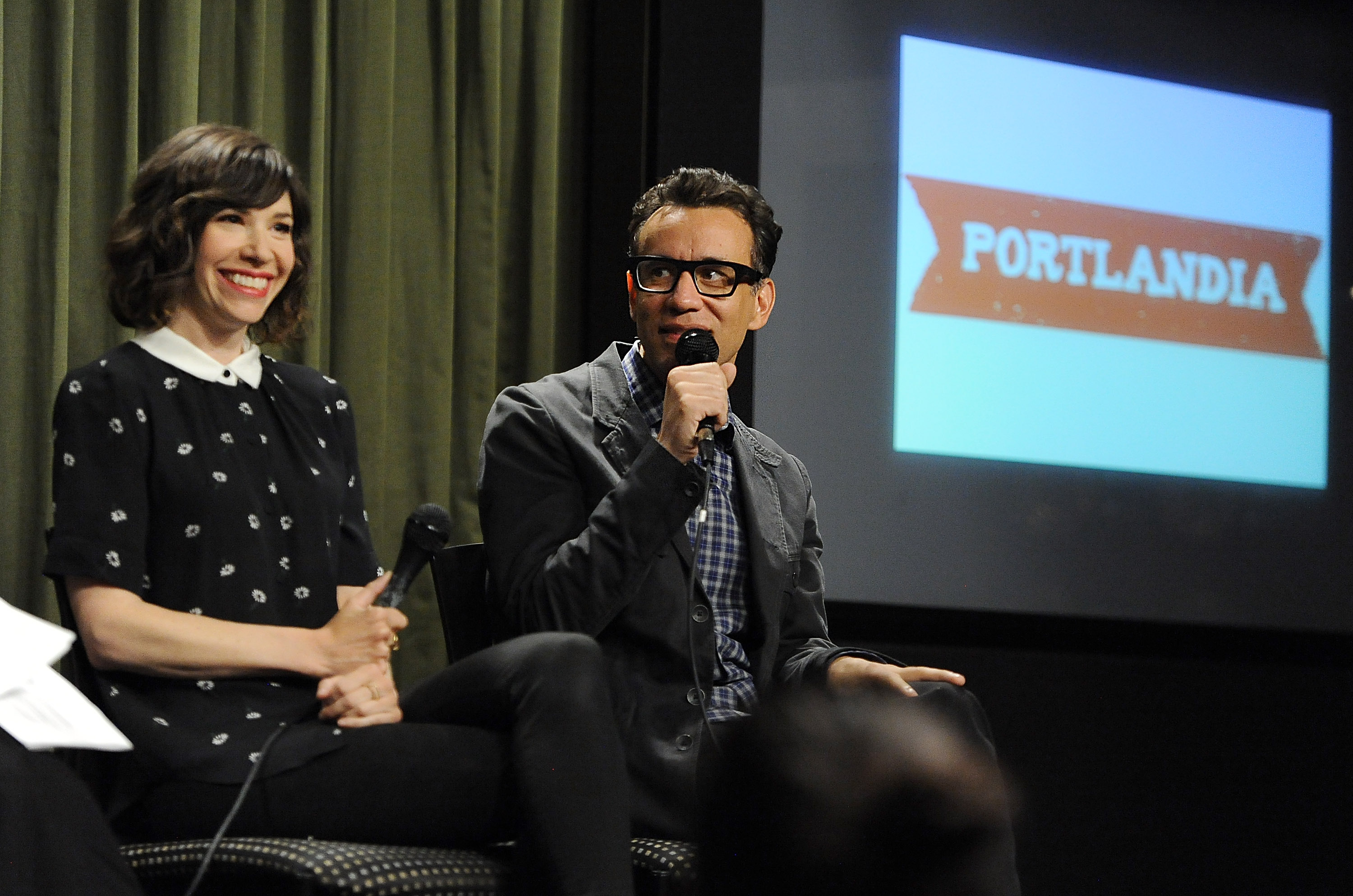 Old Navy Enlists 'Portlandia' Stars to Sell Holiday Sweaters