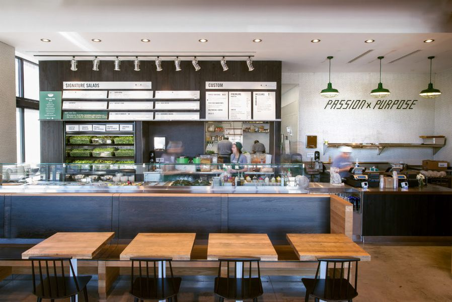 Sweetgreen in Chestnut Hill