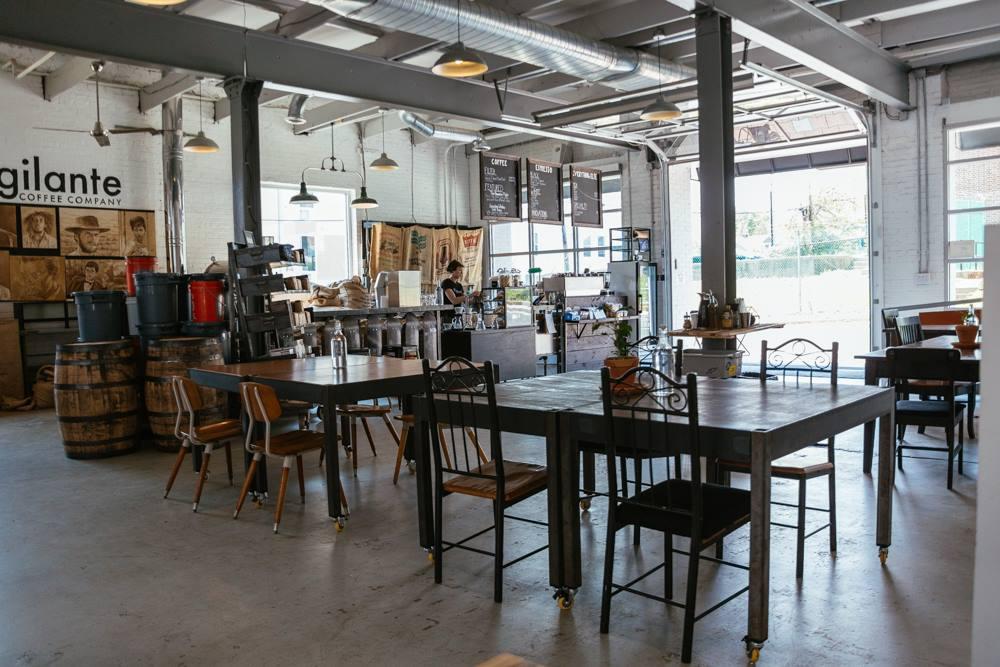 Vigilante Coffee Co.