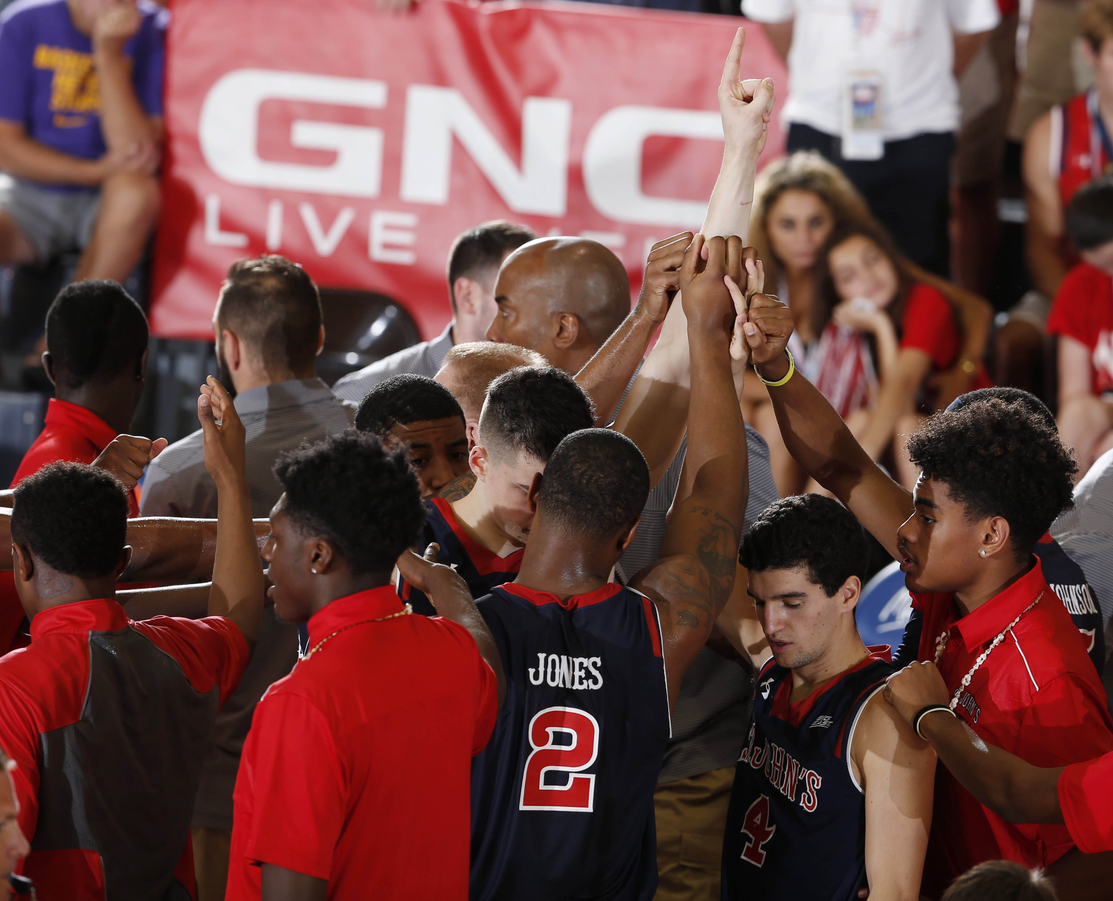 St. John's looks to defeat New York city rivals, Fordham.