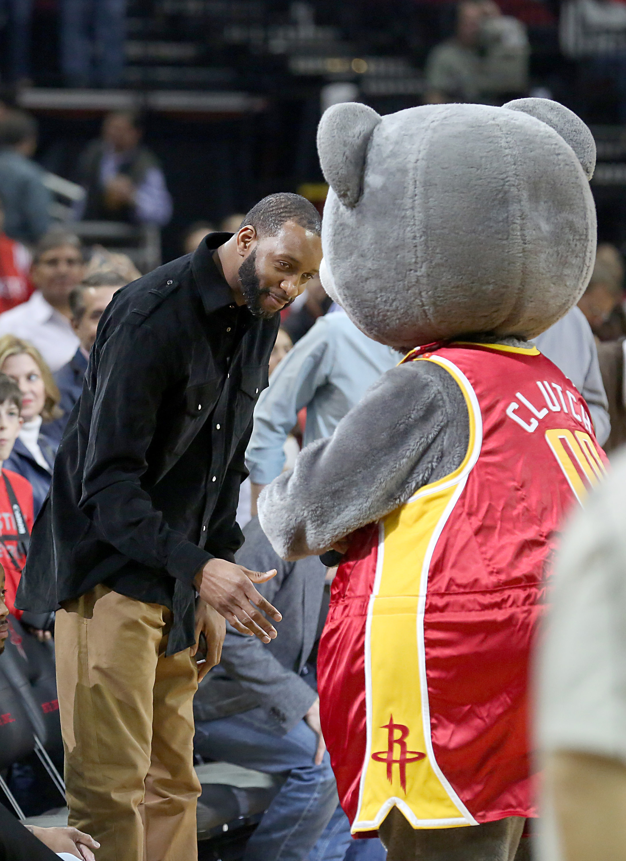 T-Mac, bowing like I would to Worrell right now.