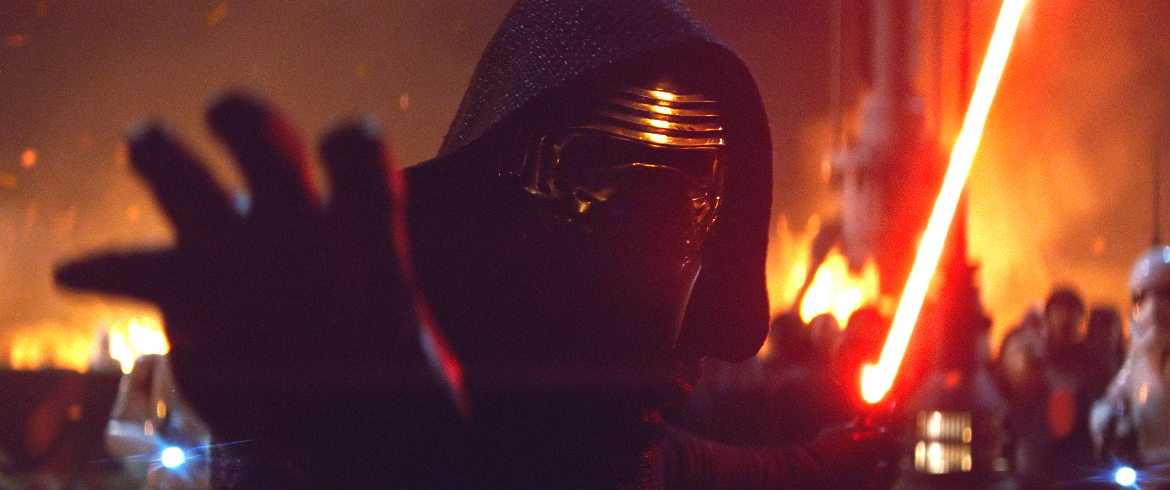 Menacing new weapon in Star Wars: The Force Awakens gets name, description
