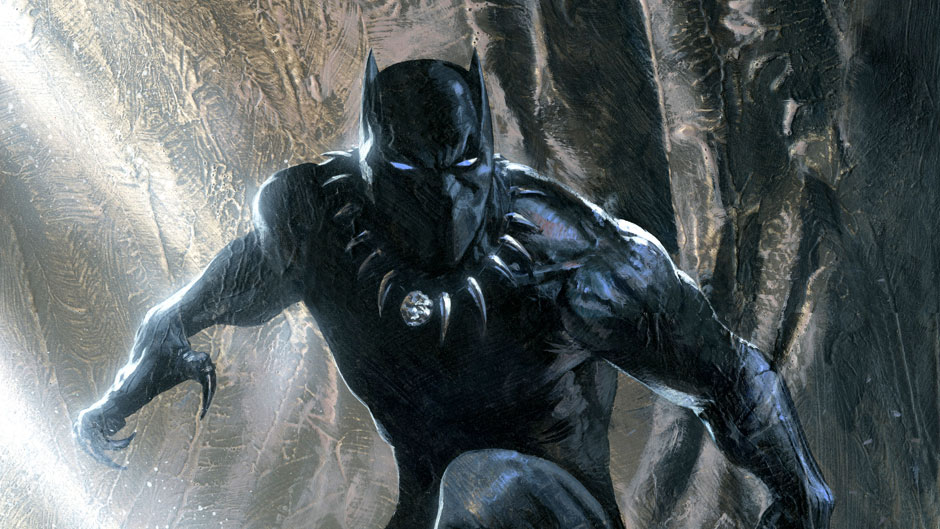 Black Panther is a key player in Captain America: Civil War