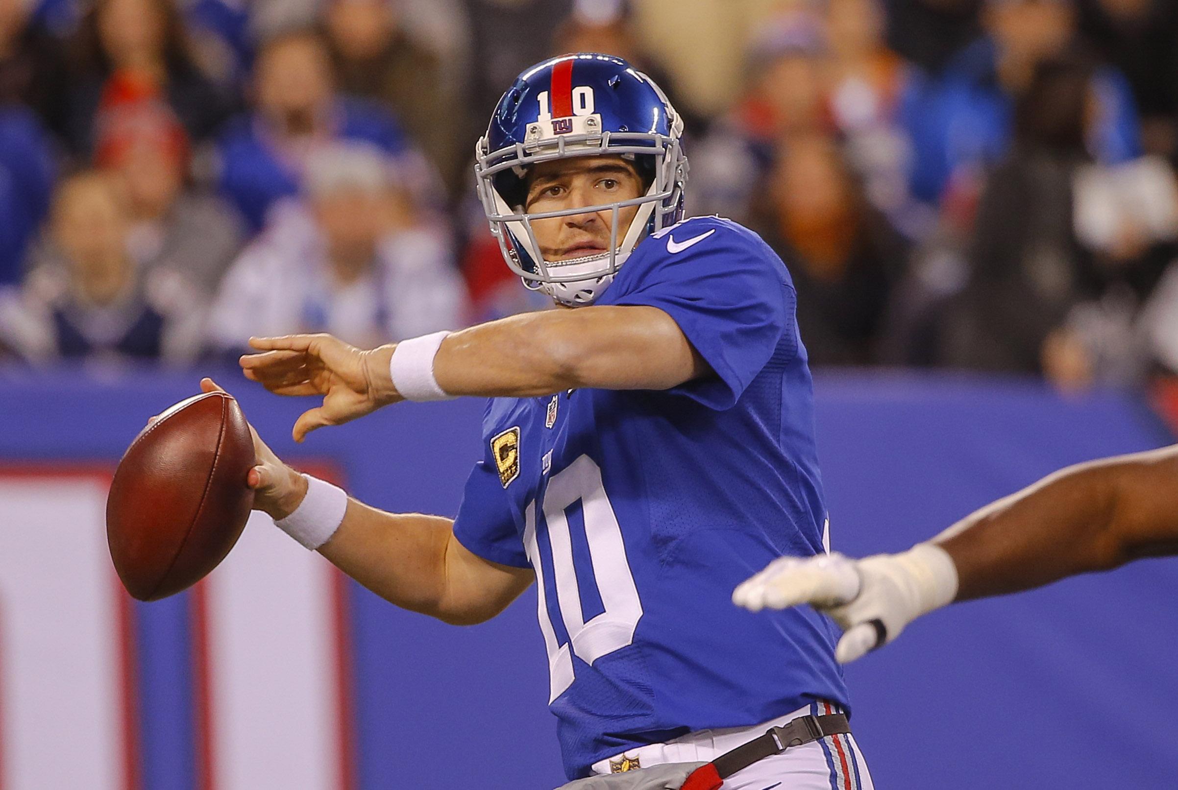 Eli Manning as a New York Jet?