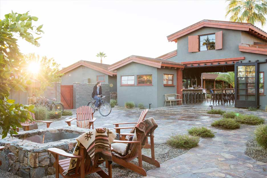 Sparrows Lodge, Palm Springs