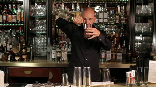 Review: Hey Bartender! Is the Fuzzy Navel of Booze Flicks