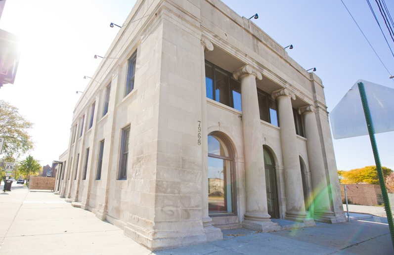 Brix will be located this former bank on Kercheval.