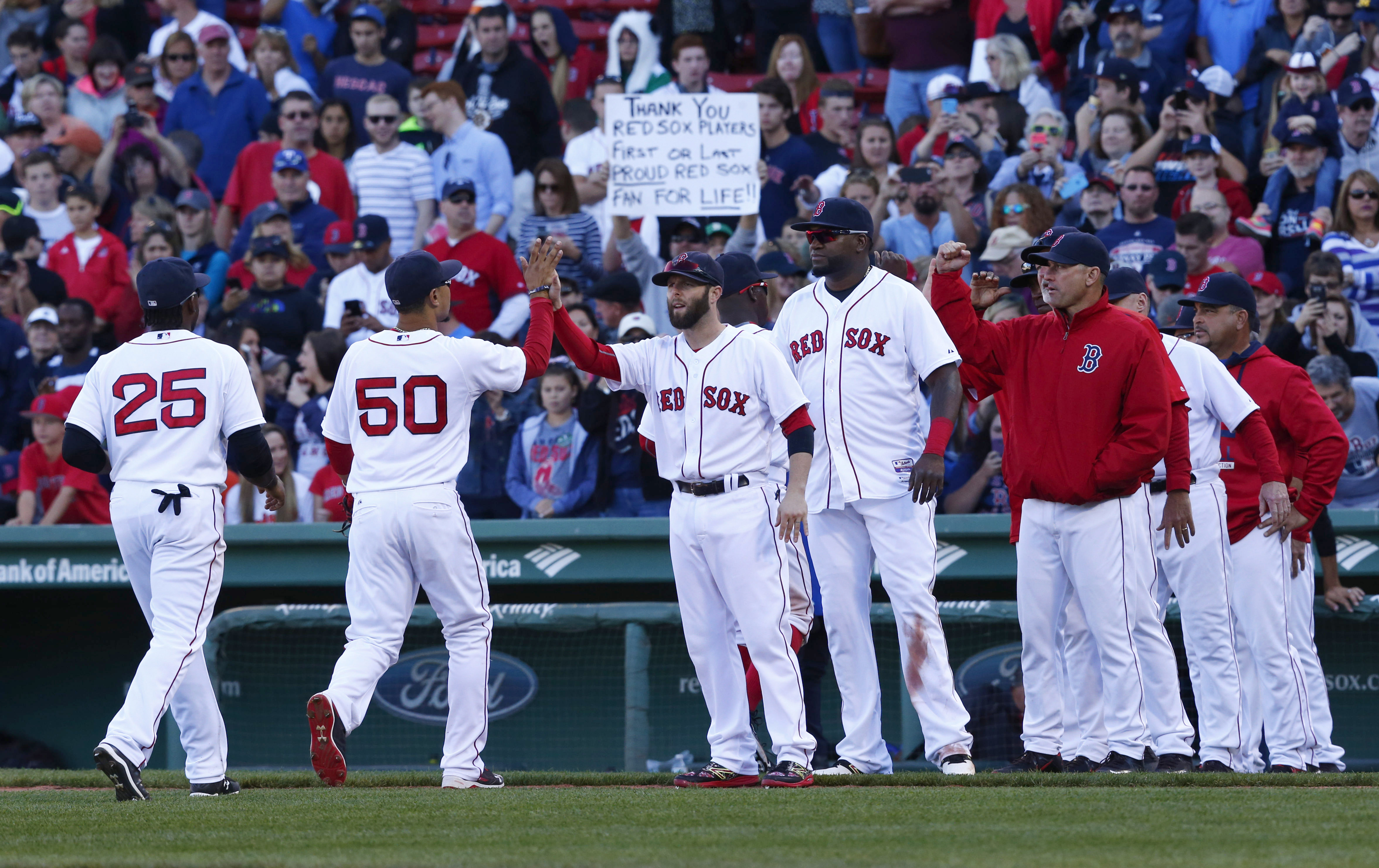 The 2015 Red Sox were disappointing, but these four guys and others still have tons of fantasy value