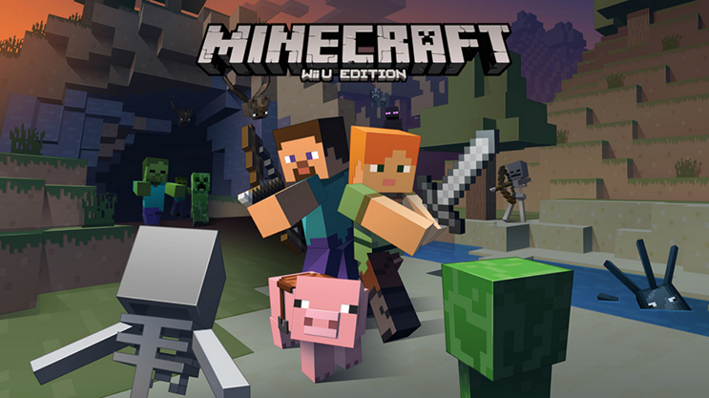 Minecraft hits Wii U on Dec. 17, includes six packs and GamePad play (update)