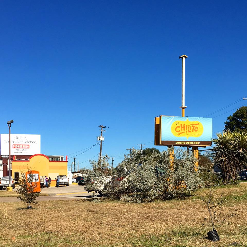 El Chilito's upcoming space on Burnet