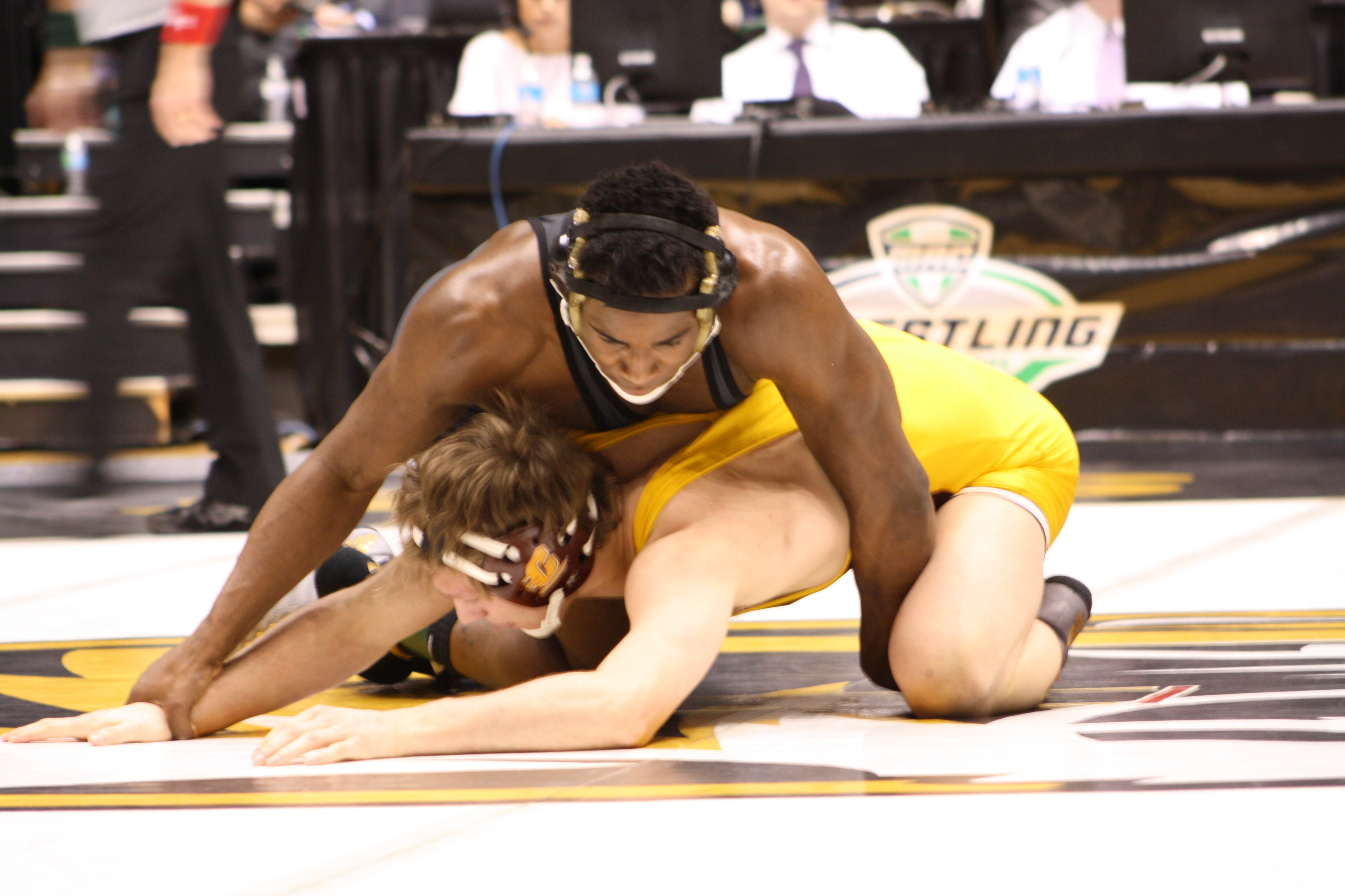 J'Den was one of two Tiger champions on the weekend