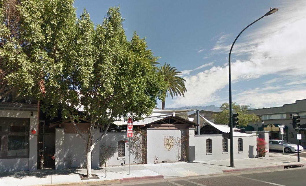 Twin Palms, Pasadena