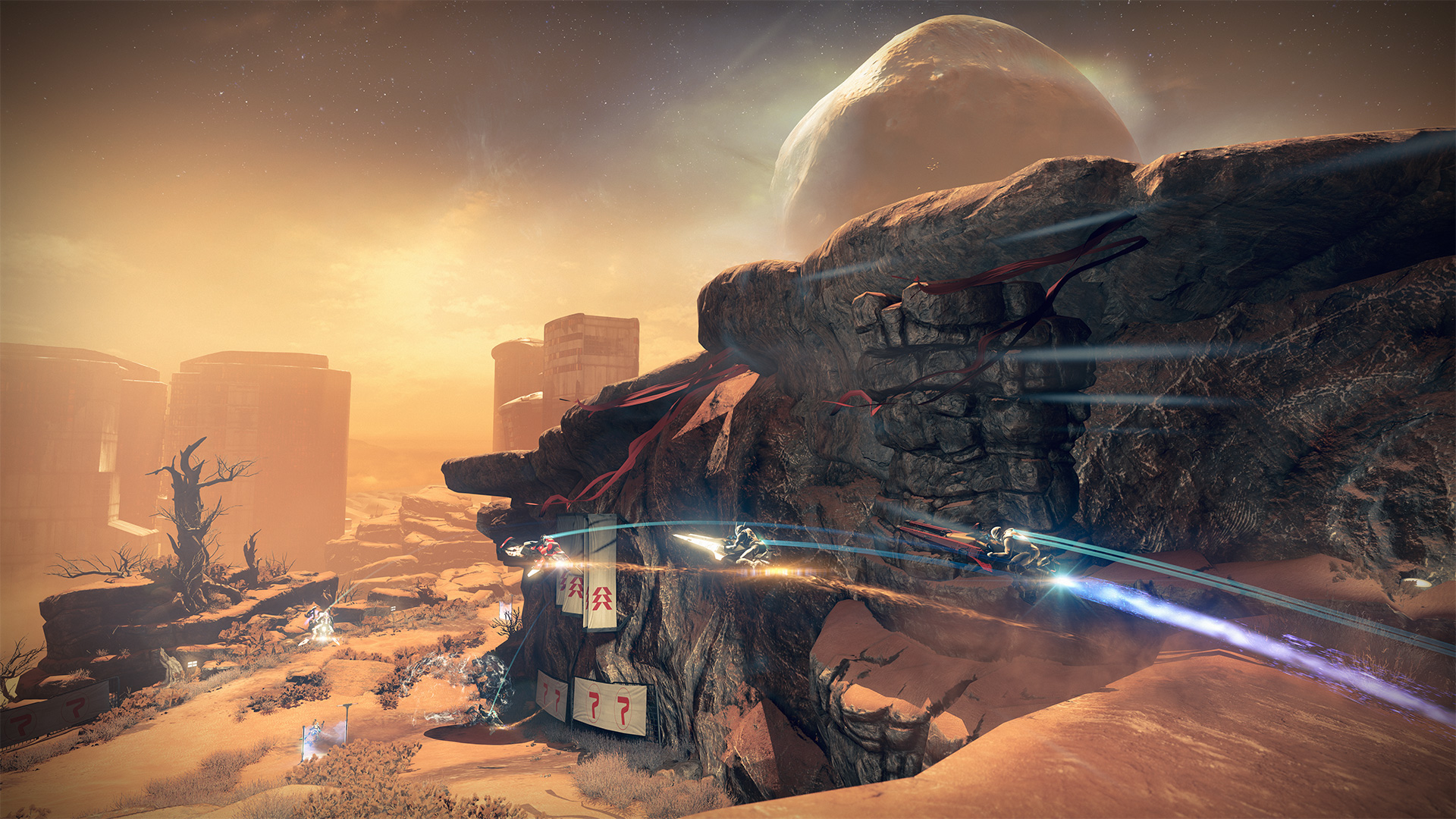 Destiny's future isn't in paid expansions but in microtransaction-based events, Bungie says